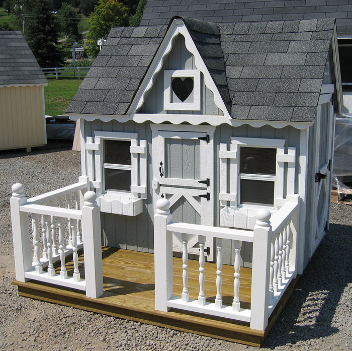 Playhouse Options Amp Upgrades Swingsets And Playsets