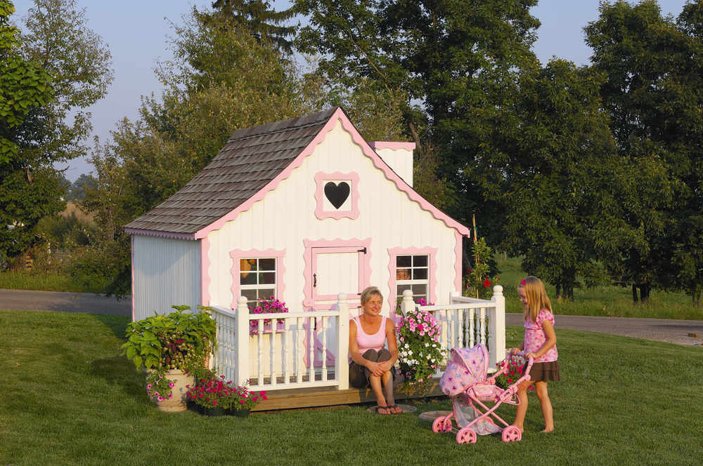 8x12-Gingerbread-House  X Playhouse Plans With Loft on 16x20 cabin plan with loft, 12x12 cabin with sleeping loft, barn style sheds with loft, 14x16 cabin with a loft, yard sheds with loft, one room cabin with loft,