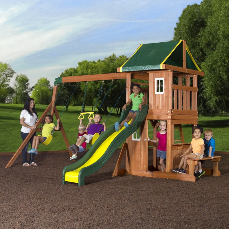 oakmont swing set