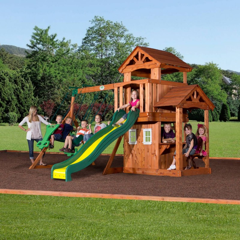 Swingsets And Playsets Nashville Tn Tanglewood Swing Set