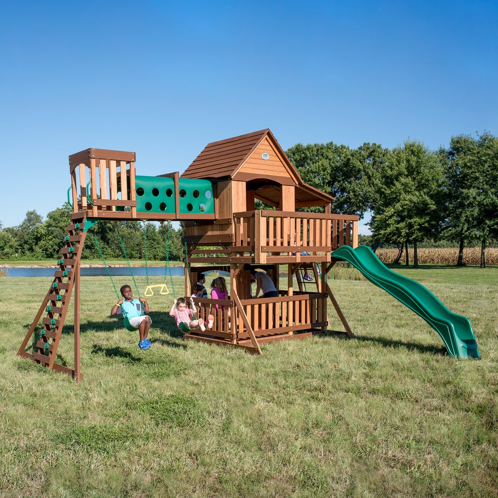 Swingsets And Playsets Nashville Tn Woodridge Swing Set