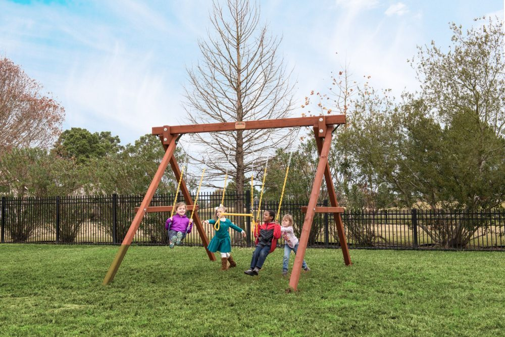 Swingsets And Playsets Nashville Tn 8 Foot Stand Alone