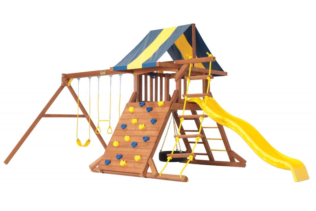 Swingsets And Playsets Nashville Tn Toucan Playcenter W