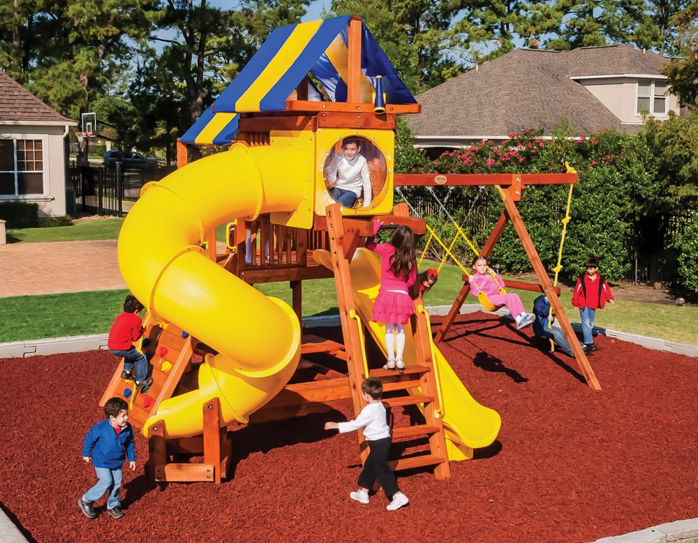 Swingsets And Playsets Nashville Tn 5 5 Bengal Fort