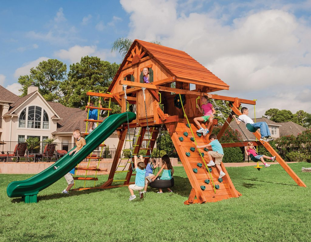 Swingsets And Playsets Nashville Tn 6 5 Texan