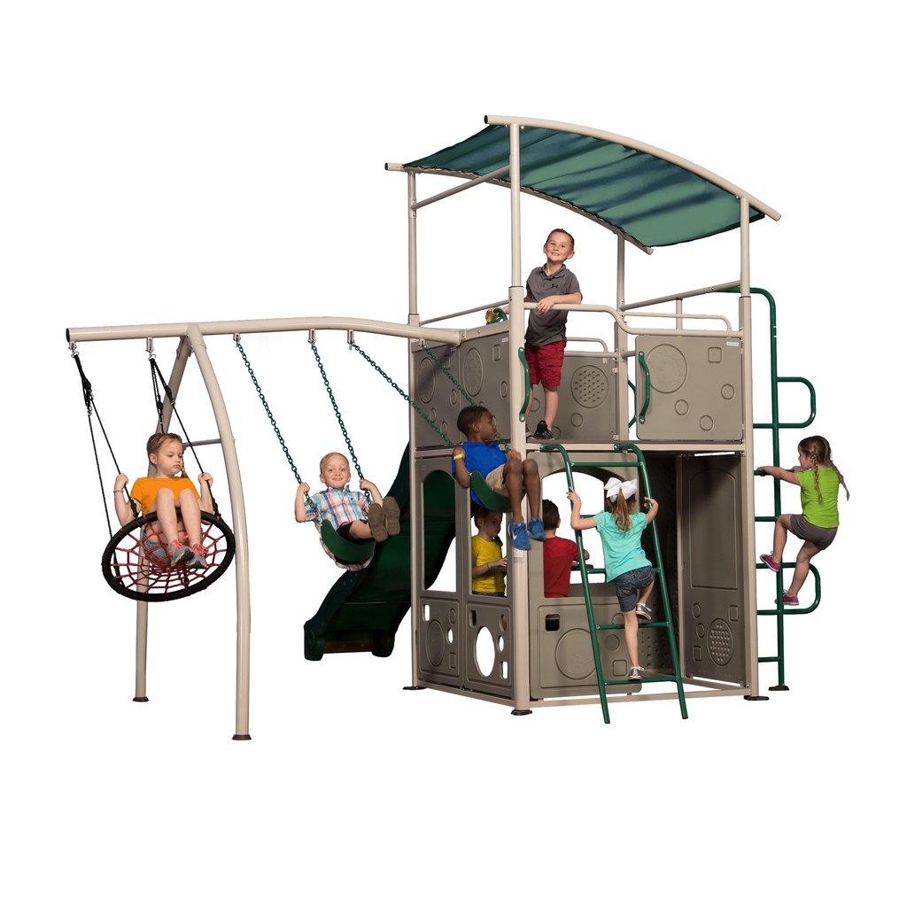 metal swing new best set decoration plans sets